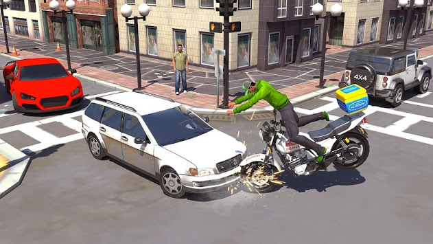 Delivery Rider APK screenshot 3