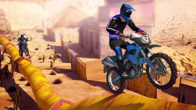 Real Bike Stunts APK screenshot 1