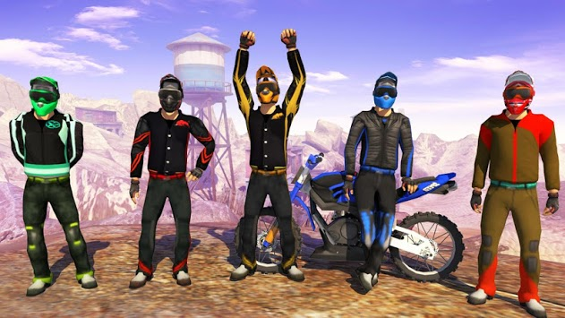 Real Bike Stunts APK screenshot 2