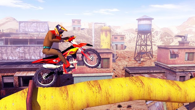 Real Bike Stunts APK screenshot 3