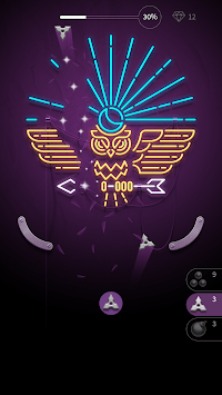 Hit the Light APK screenshot 1