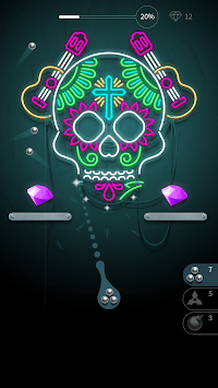 Hit the Light APK screenshot 2