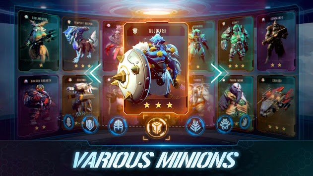 Arena of Evolution: Chess Heroes APK screenshot 1