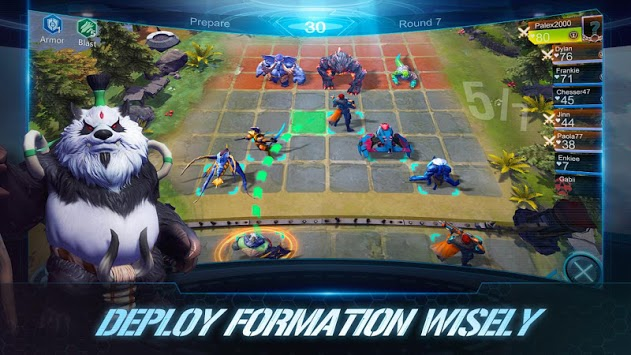 Arena of Evolution: Chess Heroes APK screenshot 3