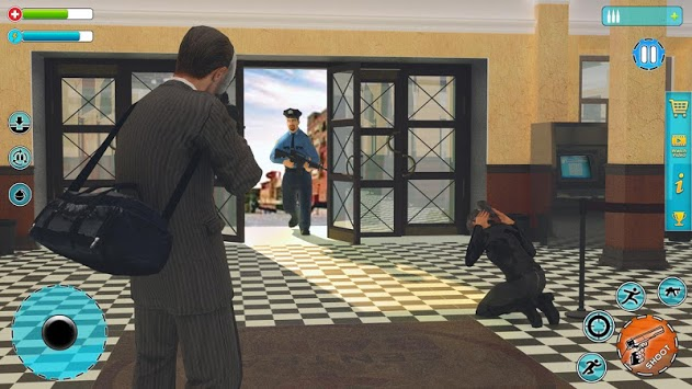 Bank Robbery Crime Thief APK screenshot 3