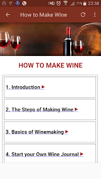 How To Make Wine APK : Download v1 0 2 for Android at AndroidCrew