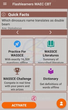 Flashlearners Waec 2019 APK : Download v2019 4 for Android at