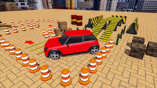 Multistory Car Crazy Parking 3D 3 APK screenshot 1