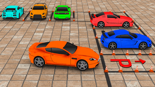 Multistory Car Crazy Parking 3D 3 APK screenshot 2