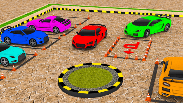 Multistory Car Crazy Parking 3D 3 APK screenshot 3