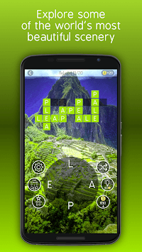 Relax with Words APK screenshot 3