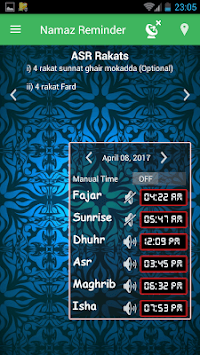 Namaz Reminder APK : Download v0 1 6 for Android at AndroidCrew