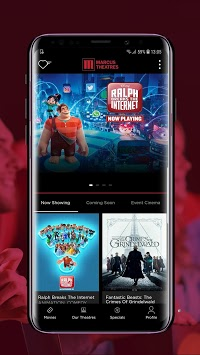 Marcus Theatres - Tickets and More APK screenshot 2