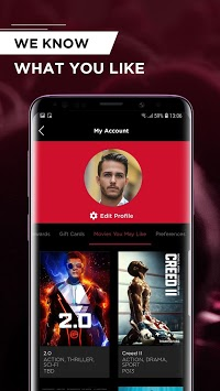 Marcus Theatres - Tickets and More APK screenshot 3