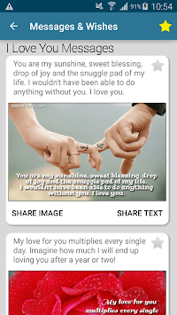 Messages Wishes SMS Collection - Images & Statuses APK screenshot 3