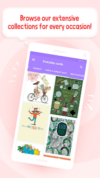 Greetify! eCards & GIFs for any occasion APK screenshot 2