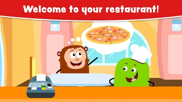 Cooking Games for Kids and Toddlers - Free APK screenshot 1