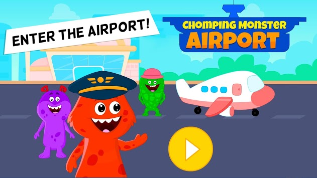 My Chompy Town - My Airport Games for Kids APK : Download v1