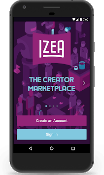 IZEA APK : Download v1 13 1 for Android at AndroidCrew
