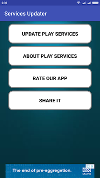 Play Services 2018 - Updates APK : Download v2 1 for Android at