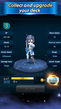 Fantasy Stars: Battle Arena APK screenshot 2