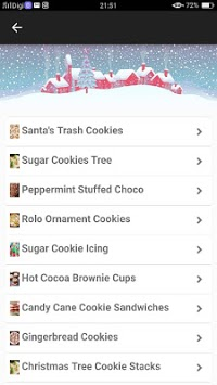 Christmas Cookies Recipes 2018 APK screenshot 2