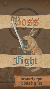 Marginalia Hero — Weird Medieval One Tap RPG APK screenshot 3