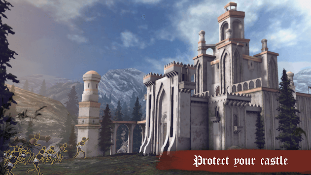 Defend The Castle APK screenshot 1