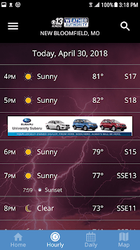 KRCG 13 WEATHER AUTHORITY APK screenshot 3