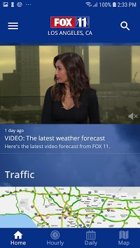 FOX 11: LA KTTV Weather APK screenshot 2