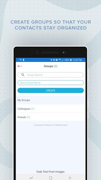 Business Card Scanner with OCR APK screenshot 3