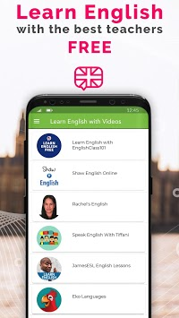 Learn English Easy Online by Best English Videos APK screenshot 3