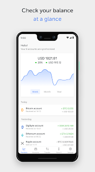 Ledger Live APK screenshot 1