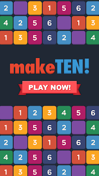 Make Ten - Connect the Numbers Puzzle APK screenshot 1