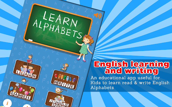 Learning English ABC for Kids APK : Download v2 0 for