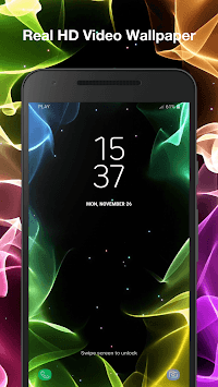 Magical Edge Screen Live Wallpaper APK screenshot 3