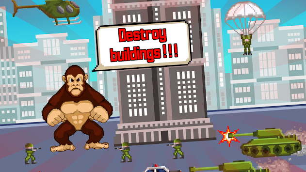 Tower Kong or King Kong's Skyscraper APK screenshot 3