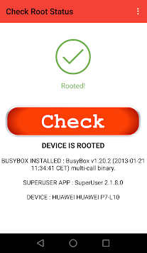 Root Checker (Superuser) APK : Download v1 0 for Android at AndroidCrew