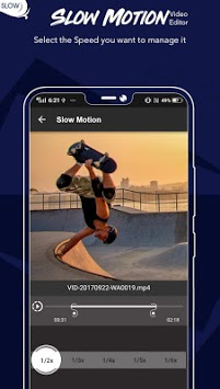 Slow Motion Video Editor APK : Download v1 0 1 for Android