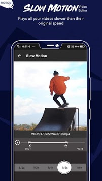 Slow Motion Video Editor APK : Download v1 0 1 for Android at