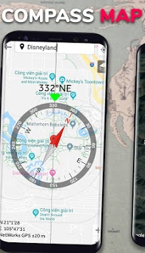 Smart Compass for Android APK screenshot 2