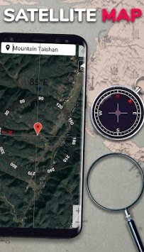 Smart Compass for Android APK screenshot 3