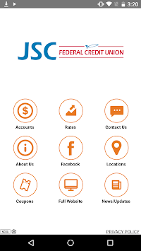 JSC FCU Mobile APK screenshot 1
