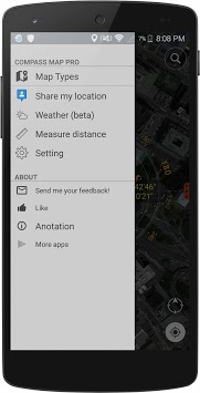 Compass for google map APK : Download v3 0117 for Android at