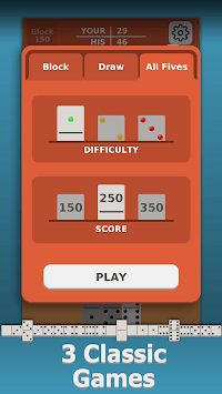 Dominoes - Free APK screenshot 3