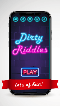 Dirty Riddles - What am I? APK screenshot 1