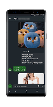Messages: SMS & MMS APK screenshot 1