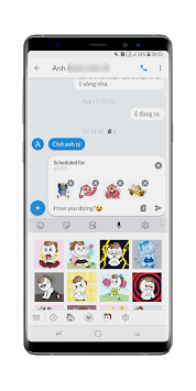 Messages: SMS & MMS APK screenshot 2