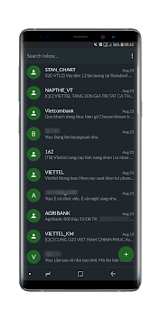 Messages: SMS & MMS APK screenshot 3