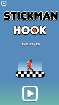 Stickman Hook APK screenshot 1
